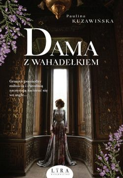 Okładka książki - Dama z wahadełkiem