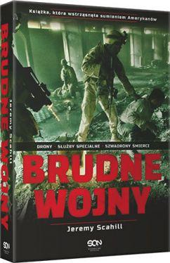 Okładka książki - Brudne wojny