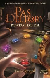Okładka książki - Pas Deltory. Powrót do Del