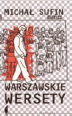 Okładka książki - Warszawskie wersety
