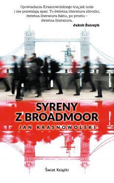 Okładka książki - Syreny z Broadmoor