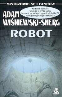 Okładka książki - Robot