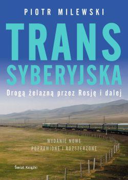 Okładka książki - Transsyberyjska