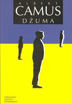 Okładka książki - Dżuma