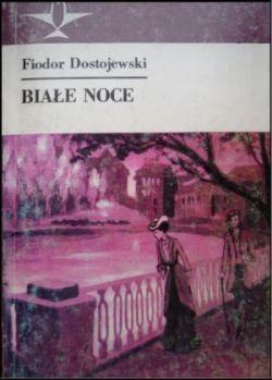Okładka książki - Białe noce