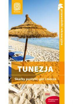 Okładka książki - Tunezja. Skarby pustyni, gór i morza. Wyd. 1