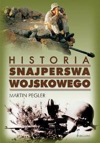 Okładka książki - Historia snajperstwa wojskowego