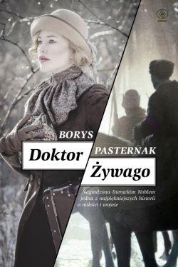 Okładka książki - Doktor Żywago