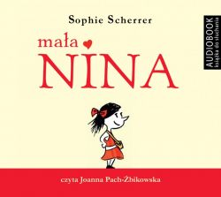 Okładka książki - Mała Nina. Audiobook