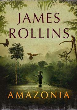 Okładka książki - Amazonia
