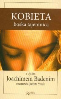 Okładka książki - Kobieta boska tajemnica