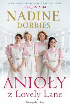 Okładka książki - Anioły z Lovely Lane