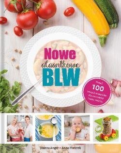 Okładka książki - Nowe AlaAntkowe BLW