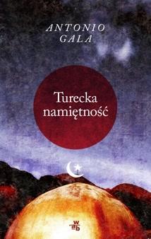 Okładka książki - Turecka namiętność