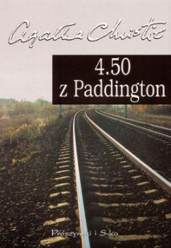 Okładka książki - 4.50 z Paddington