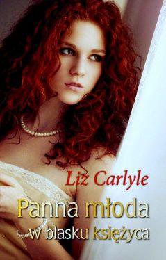 Okładka książki - Panna młoda w blasku księżyca