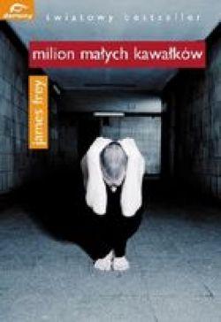Okładka książki - Milion małych kawałków