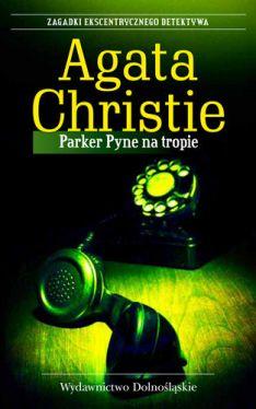 Okładka książki - Parker Pyne na tropie