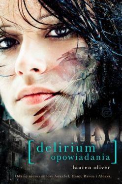Okładka książki - [delirium - opowiadania]