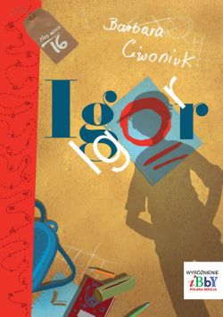 Okładka książki - Igor