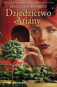 Okładka książki - Dziedzictwo Ariany