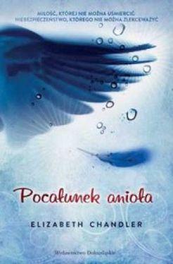 Okładka książki - Pocałunek anioła