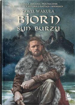 Okładka książki - Bjorn. Syn burzy