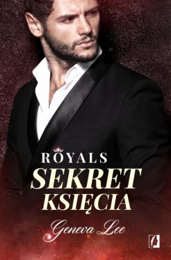 Okładka książki - Royals (Tom 2). Sekret księcia