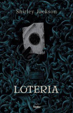 Okładka książki - Loteria