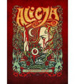 Okładka książki - Alicja