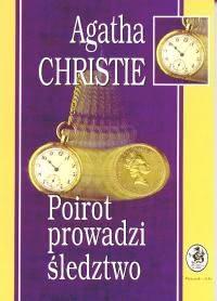 Okładka książki - Poirot prowadzi śledztwo
