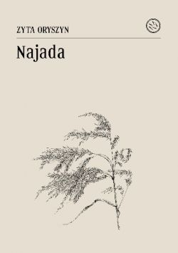 Okładka książki - Najada