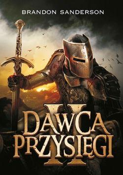 Okładka książki - Dawca przysięgi II