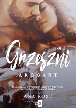 Okładka książki - Arogant