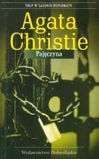 Okładka książki - Pajęczyna