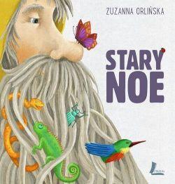 Okładka książki - Stary Noe