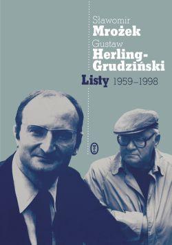Okładka książki - Listy 1959-1998