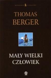 Okładka książki - Mały wielki człowiek