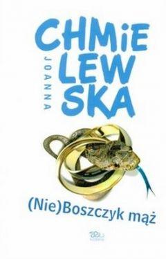 Okładka książki - (Nie)Boszczyk mąż