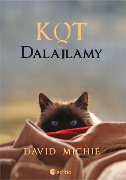 Okładka książki - Kot Dalajlamy