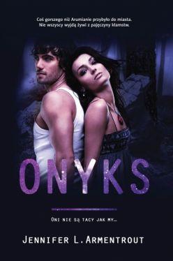 Okładka książki - Onyks