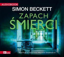 Okładka książki - Zapach śmierci. Audiobook