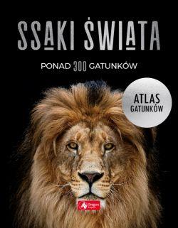 Okładka książki - Ssaki świata. Atlas gatunków