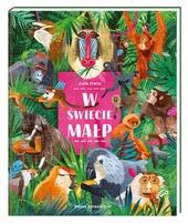 Okładka książki - W świecie małp