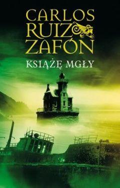 Okładka książki - Książę Mgły