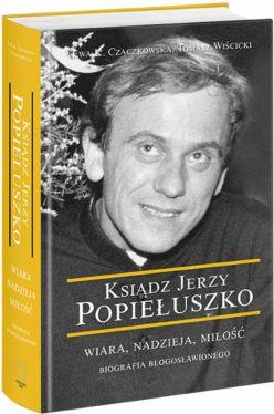 Okładka książki - Ksiądz Jerzy Popiełuszko