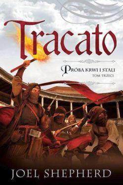 Okładka książki - Tracato