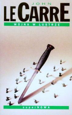 Okładka książki - Wojna w lustrze