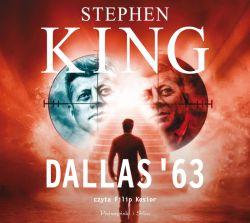 Okładka książki - Dallas 63. Audiobook