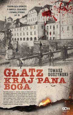 Okładka książki - Glatz. Kraj Pana Boga